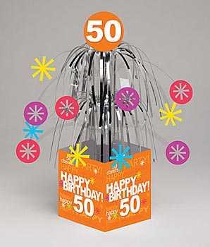 50 a os de mi mami for Decoracion salon 50 anos hombre
