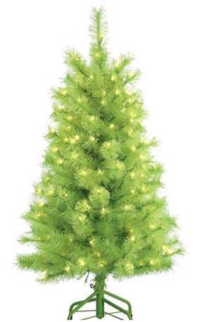arbol navidad verde