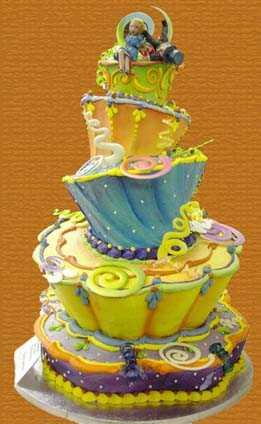 Cake House Los Angeles Website